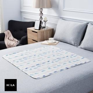 【HOLA】莫莉冷凝單人床墊90x90cm