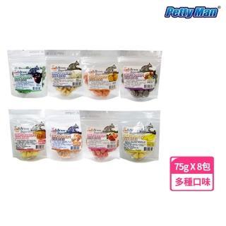 【PettyMan】蜜袋鼯專用優格 75g(8包組)