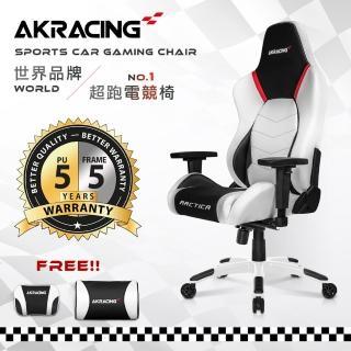 【AKRACING】超跑電競椅風速款(GT67 ARCTICA)