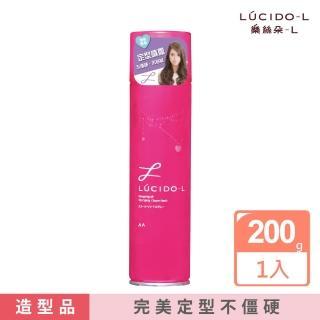 【LUCIDO-L樂絲朵-L】強力定型噴霧200g