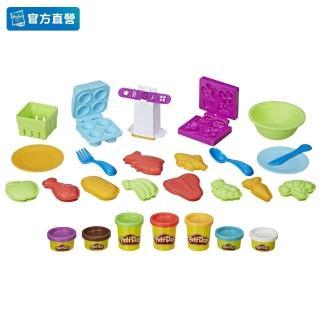 【PLAYDOH 培樂多】廚房系列(無毒 雜貨店 E1936)