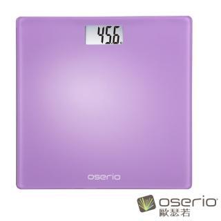 【oserio 歐瑟若】數位體重計 BLG-261BK