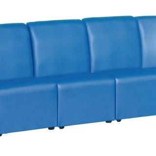【AS】凱文單人中椅沙發-52x67x83cm