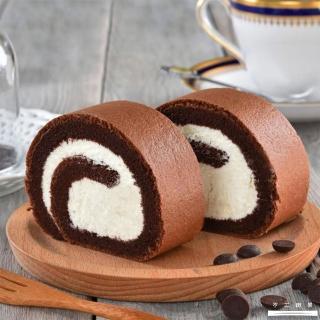 【不二緻果】真乳捲-巧克力(北海道十勝鮮奶油搭配巧克力蛋糕 絕配!)