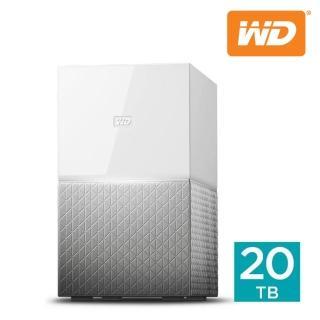 【WD 威騰】WD My Cloud Home Duo 20TB 3.5吋雲端儲存系統