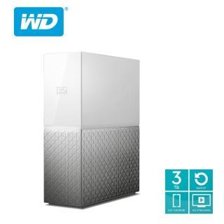 【WD 威騰】WD My Cloud Home 3TB 雲端儲存系統