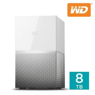 【WD 威騰】WD My Cloud Home Duo 8TB 3.5吋雲端儲存系統