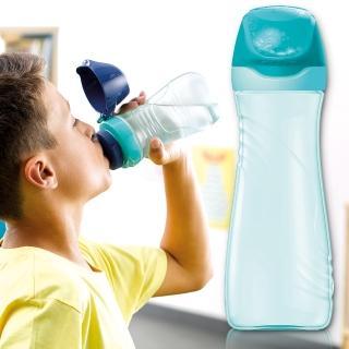 【法國Maped】無吸管兒童直飲水瓶580ml-湖水綠