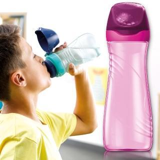 【法國Maped】無吸管兒童直飲水瓶580ml-熱情紫