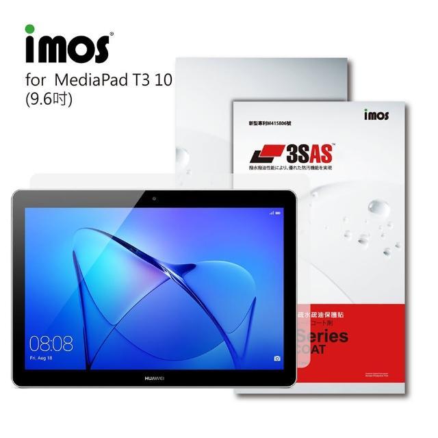 【iMos】HUAWEI MediaPad T3 10(3SAS 萤幕保护贴)