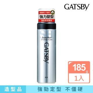 【GATSBY】強黏造型慕絲185g
