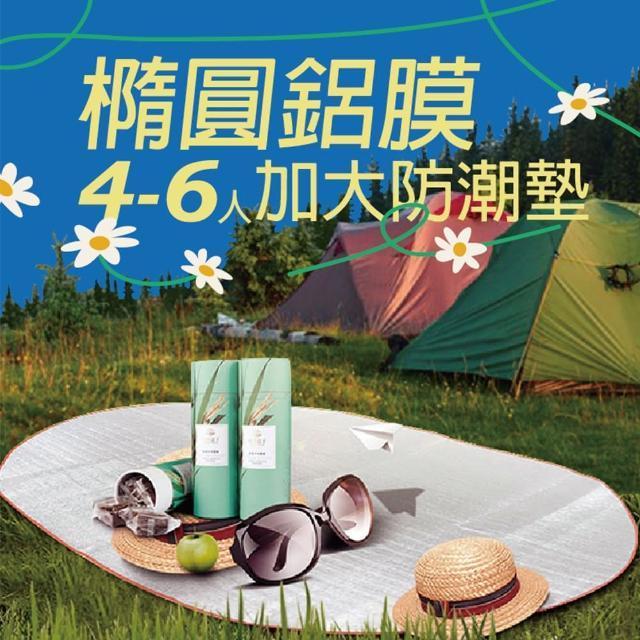 【XINCHANG】大 防潮墊 野餐墊(戶外 露營 爬山 郊遊)