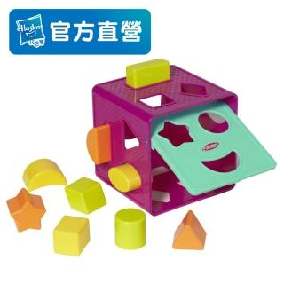 【Hasbro 孩之寶】兒樂寶(積木益智盒 00322)