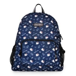 【murmur】旅遊收納後背包 / KITTY泰迪熊(環保袋.收納.旅行袋.後背包)