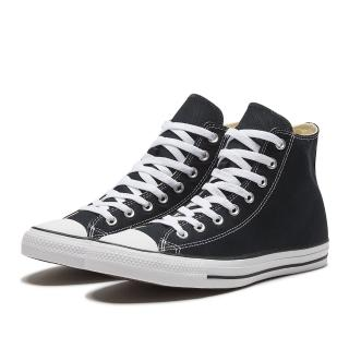 【CONVERSE】ALL STAR HI  男女休閒鞋 黑高筒男女休閒鞋 -M9160C