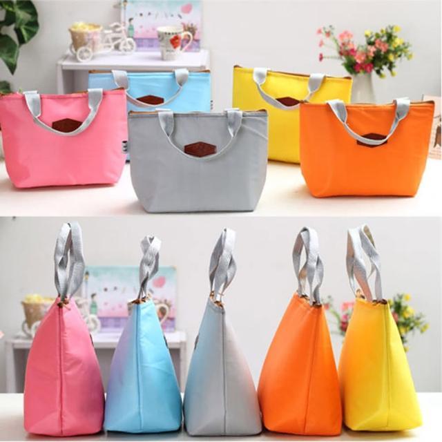 【iSFun】主妇购物*时尚保温保鲜袋/5色可选