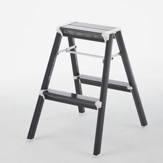 【Hasegawa 長谷川】SKIT STEP 黑色2階踏台梯 SK2.0-06