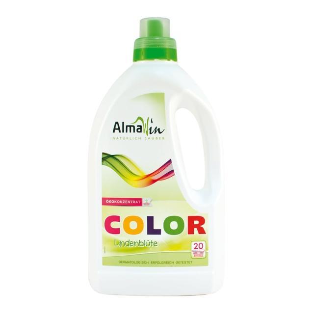 【德國Almawin】天然環保洗衣精-菩提花1.5L(直立、滾筒洗衣機皆適用)