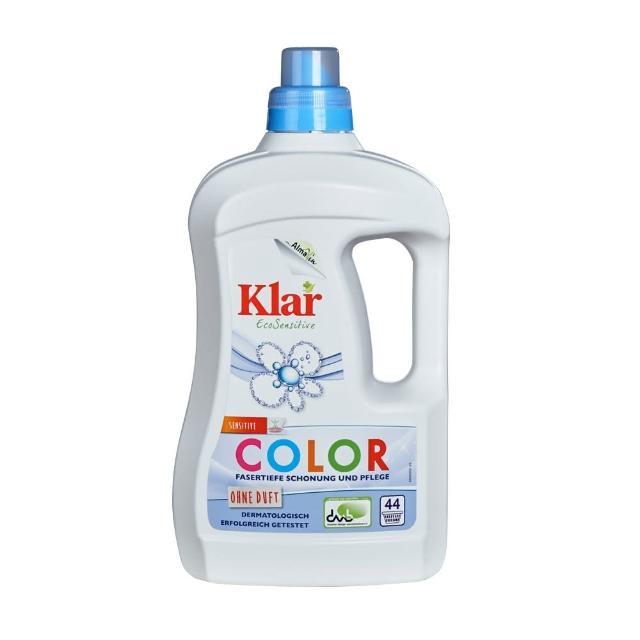 【德國Klar】天然環保洗衣精-低敏無香精2L(直立、滾筒洗衣機皆適用)