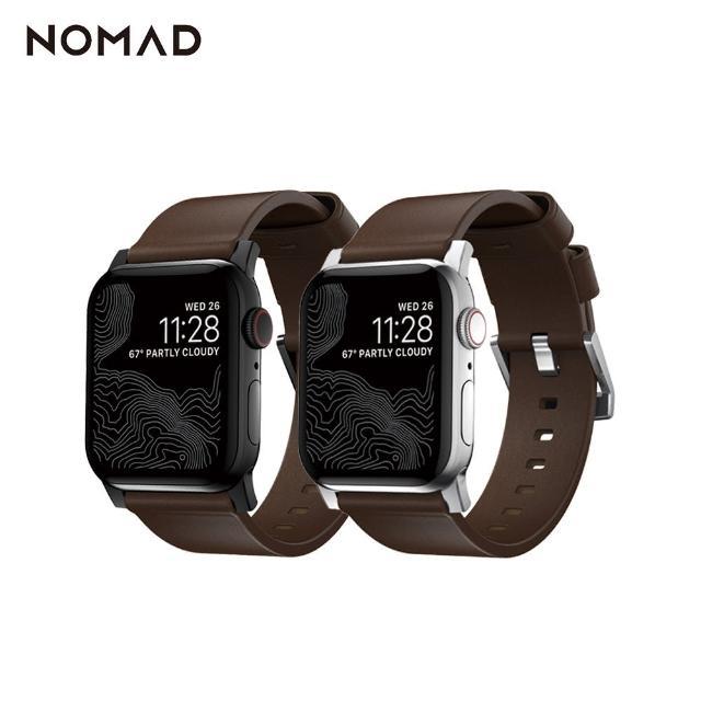 【美國NOMAD】美國NOMADxHORWEEN Apple Watch專用皮革錶帶(Watch 錶帶)