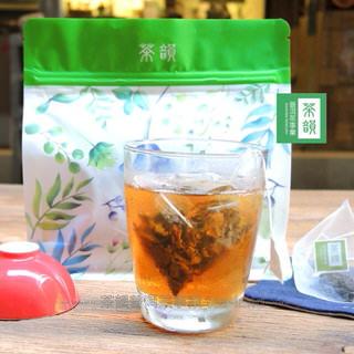 【茶韻普洱茶事業】草食系立體茶包 第二篇 草草相擁 陳期12年 普洱純生茶茶包(農產檢驗合格~)