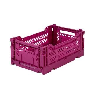 【aykasa】土耳其折疊籃 S 莓果紫