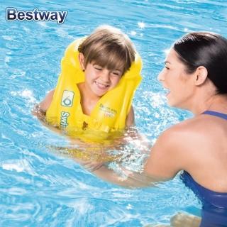 【BESTWAY】Swim Safe 兒童 充氣背心 Step B(游泳訓練 助浮 浮力)