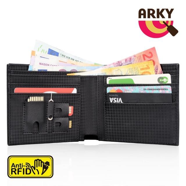 【ARKY】Wallet&Guard X RFID-blocking 防侧录短夹