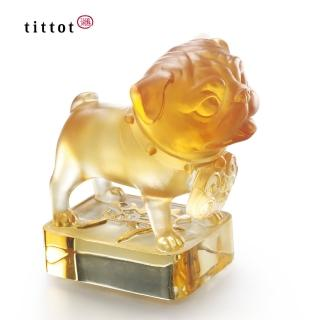 【tittot 琉園】發哥琉璃擺飾(獅子座)