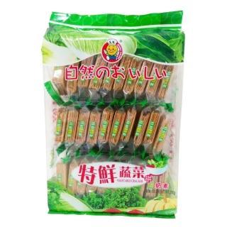 【日日旺】特鮮蔬菜餅(350g-奶素)