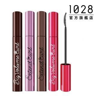 【1028】飛激長瞬翹防水睫毛膏(黑色)