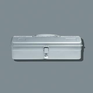 【Trusco】山型單層工具箱-槍銀(單層工具箱)