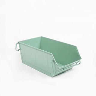 【Trusco】美式金屬前開置物盒(小)(前開置物盒)