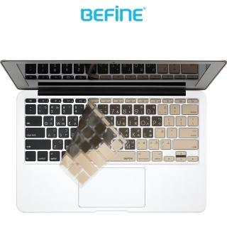 【BEFINE】BEFINE ICECREAM 中文鍵盤保護膜 MacBook Pro13/15/17(中文鍵盤保護膜)