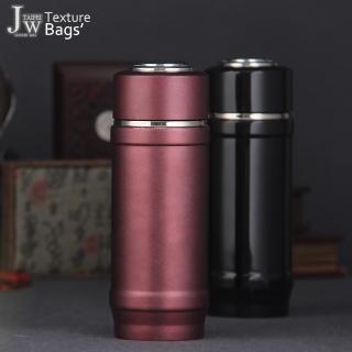 天然紫砂真空雙層養生保溫杯