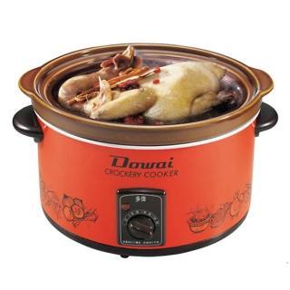 【Dowai 多偉】台灣製造3.6L陶瓷燉鍋(DT-500)