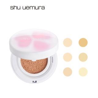 【Shu uemura 植村秀】花瓣肌柔焦氣墊粉餅 SPF25 PA+