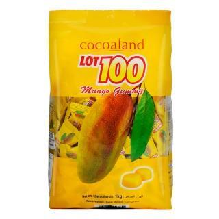 【一百份】芒果味軟糖(1KG)