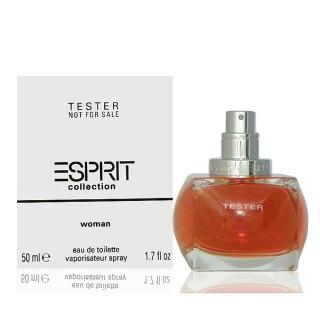 【Esprit 組合】Esprit Collection 經典女性淡香水(50ml Test 包裝)