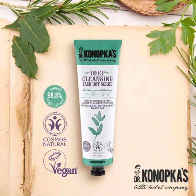 Dr.Konopka煥顏奇蹟回齡植萃微晶淨膚霜