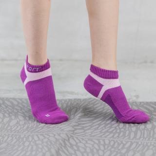 貝柔MIT導流透氣萊卡加壓支撐機能襪-女