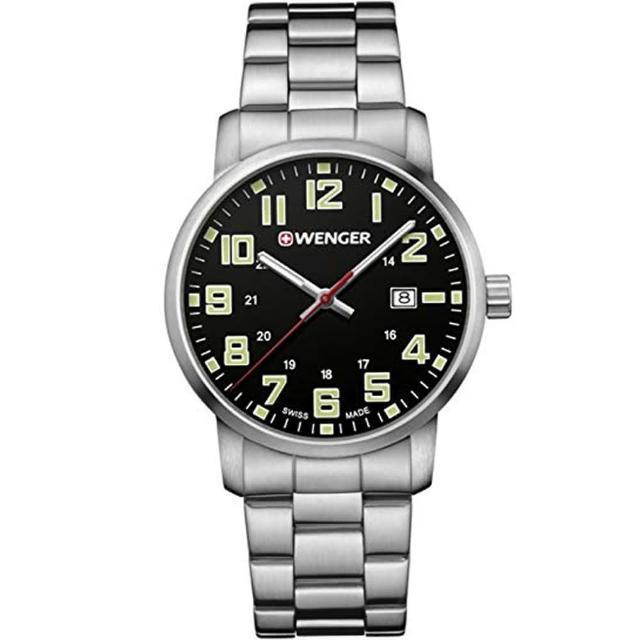 【WENGER 威戈】Avenue城市遊俠時尚腕錶(01.1641.111)