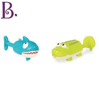 【B.Toys】誰魚爭鋒單發水槍