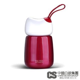 【中國白銀集團】小甜貓 999千足銀保溫杯