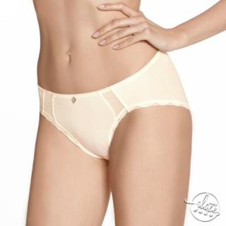【Lady】魔力V系列 機能調整型 中腰三角褲(輕巧膚)