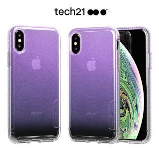【tech21】英國Tech 21抗衝擊PURE Shimmer防撞硬式保護殼-iPhone Xs(適用於 iPhone X / XS)