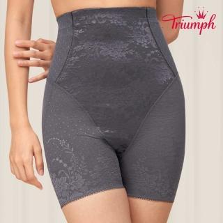 【Triumph 黛安芬】美型美體衣系列高腰束褲 M-EEL(柔霧灰)
