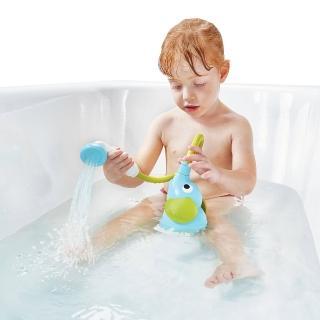 【以色列 Yookidoo】小象蓮蓬頭-藍