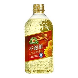 【得意的一天】不飽和葵花油(2L/瓶)