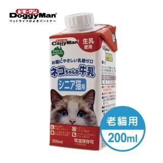 【Doggy Man】澳洲貓用牛奶 老貓用 200ml